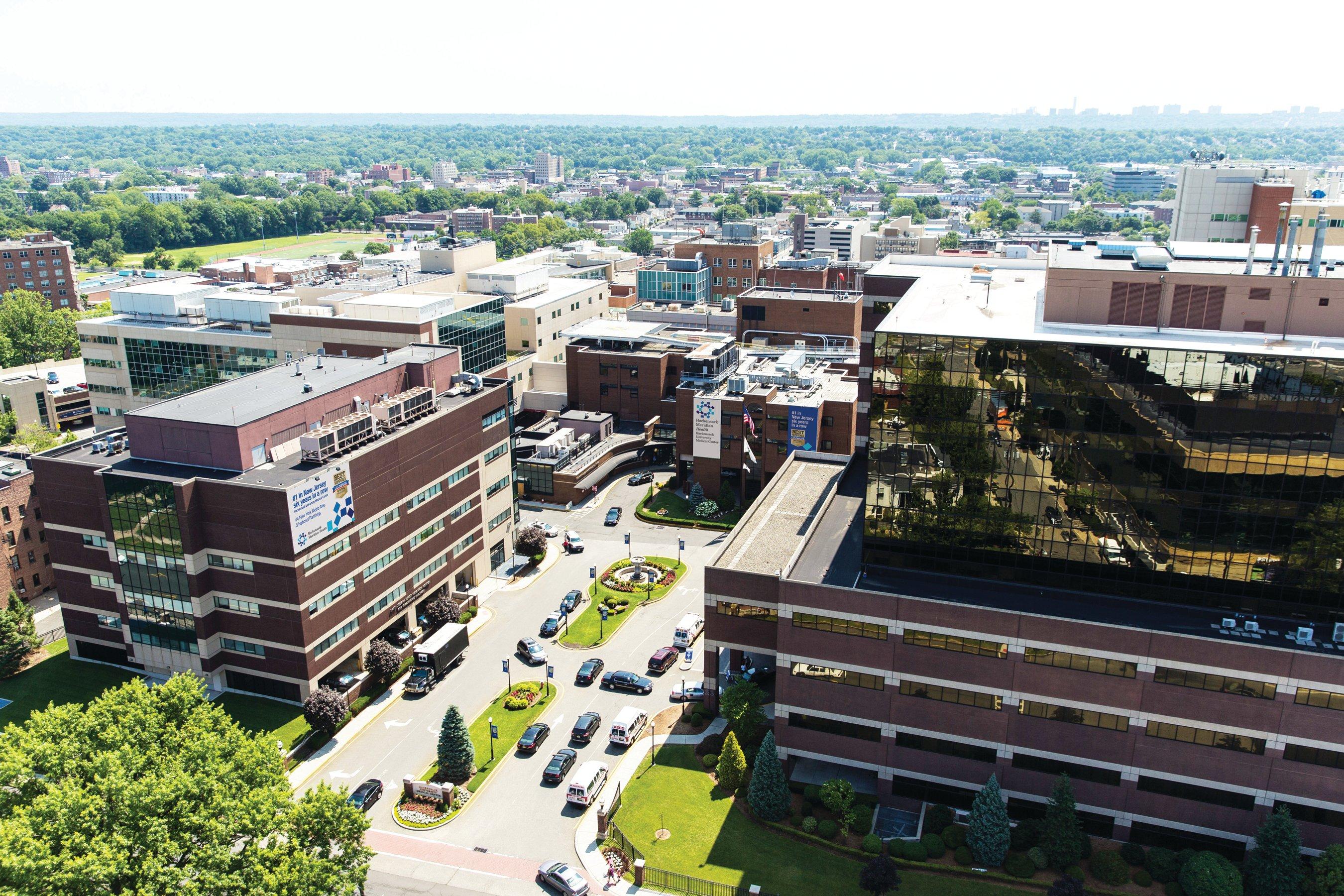 Hackensack Meridian Health Hackensack University Medical Center