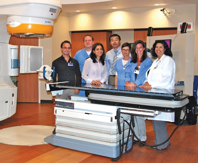Positioning System an Aid for SRS, SBRT