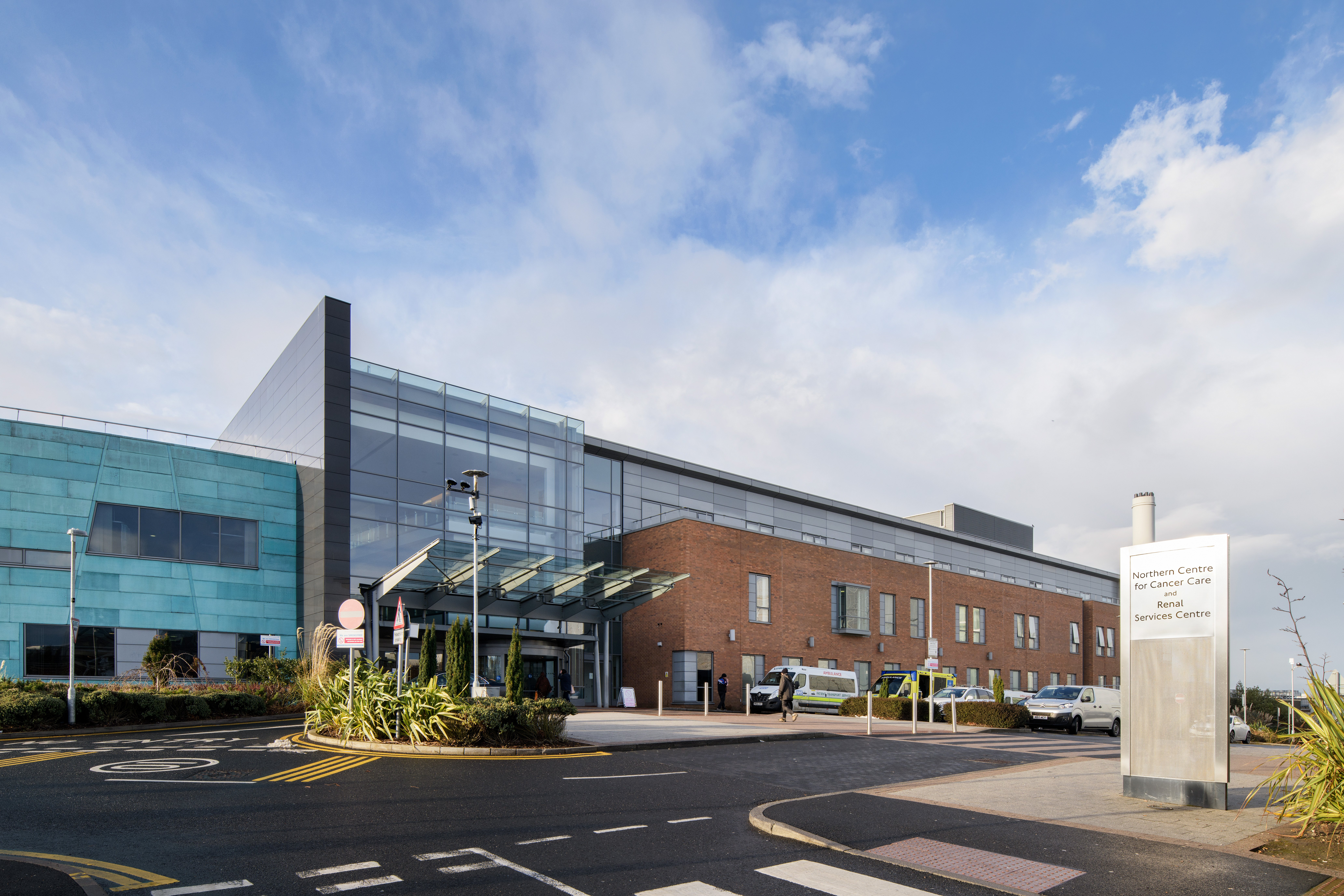 Northern Centre for Cancer Care (NCCC)