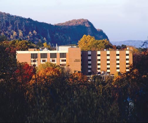 Nyack Hospital, New York State.