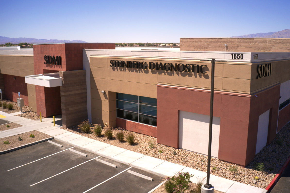 Steinberg Diagnostic Medical Imaging headquarters.