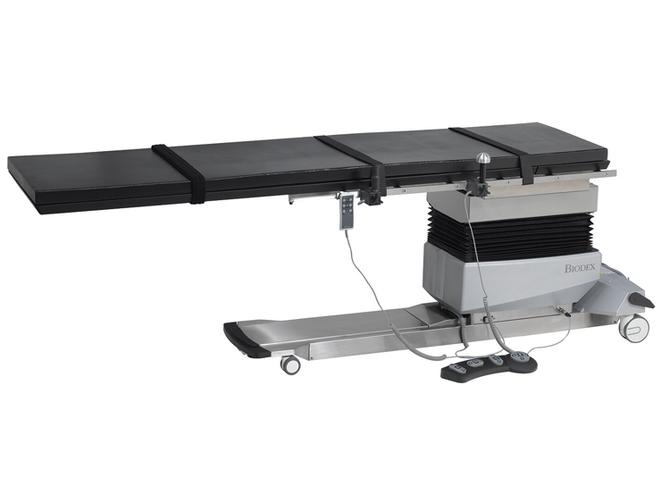 biodex surgical c-arm table 840 offers precise positioning for image