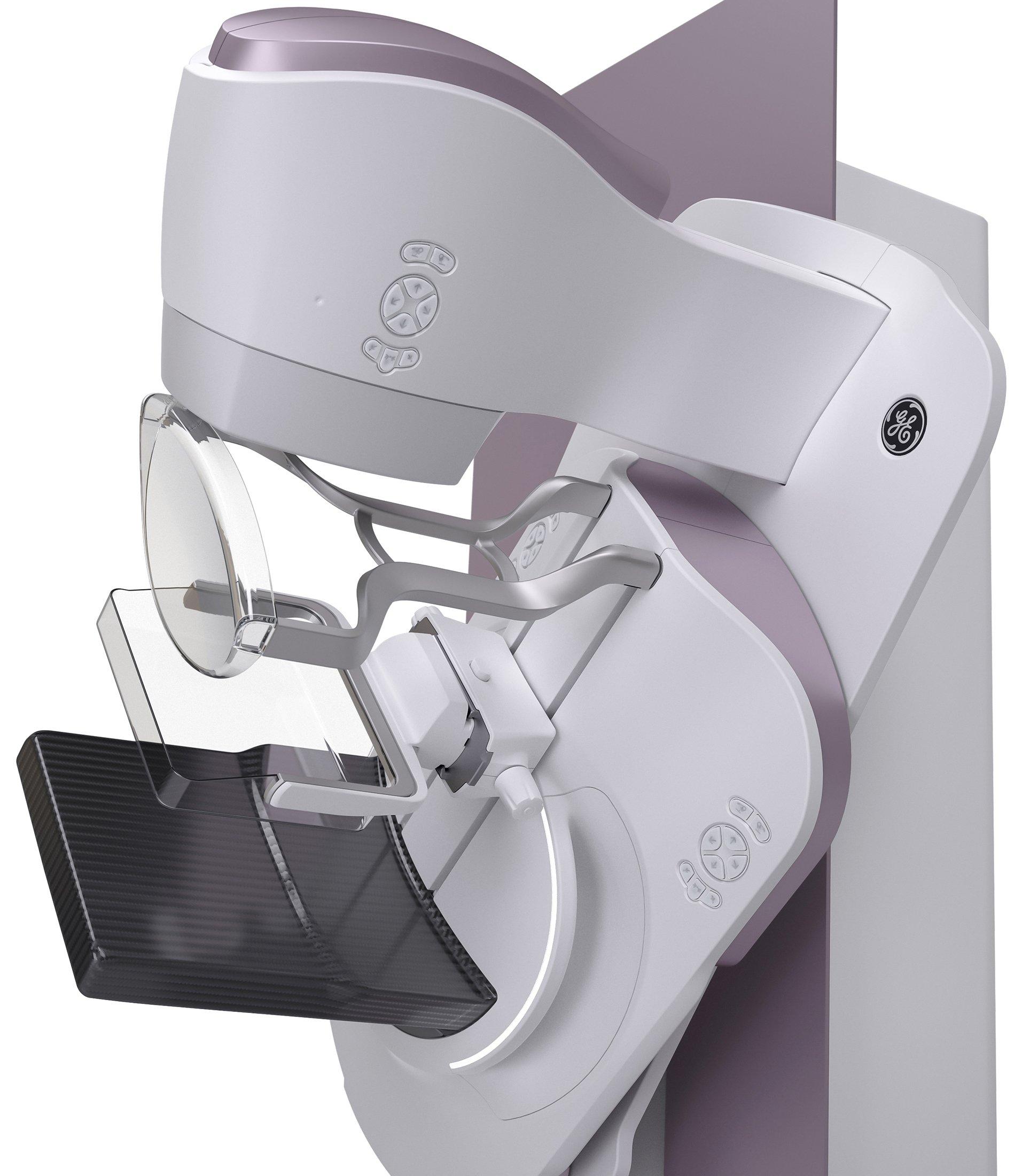 Ge Healthcare Launches Senographe Pristina Mammography