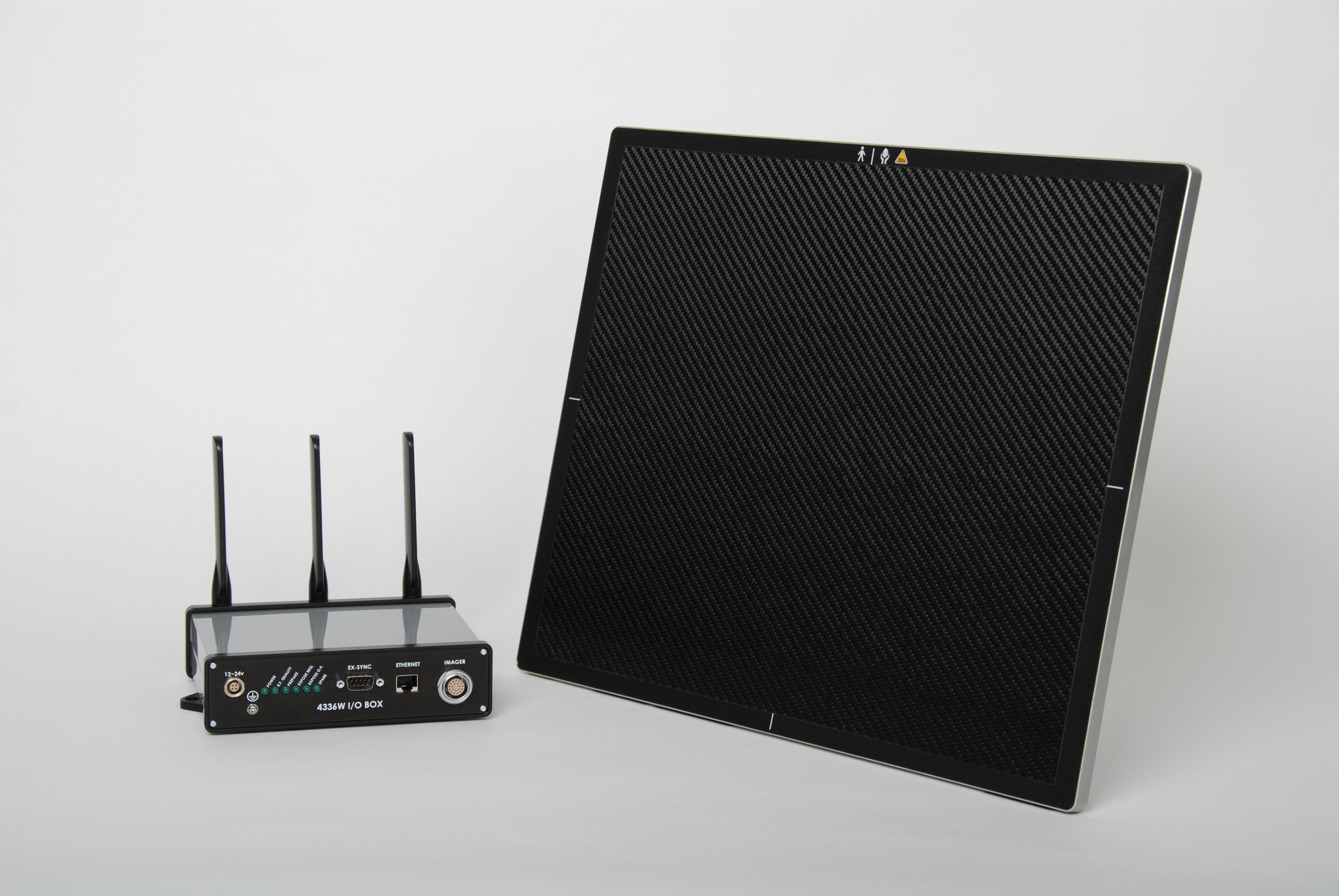 varian paxscan wireless detectors 4336w 2530w xray