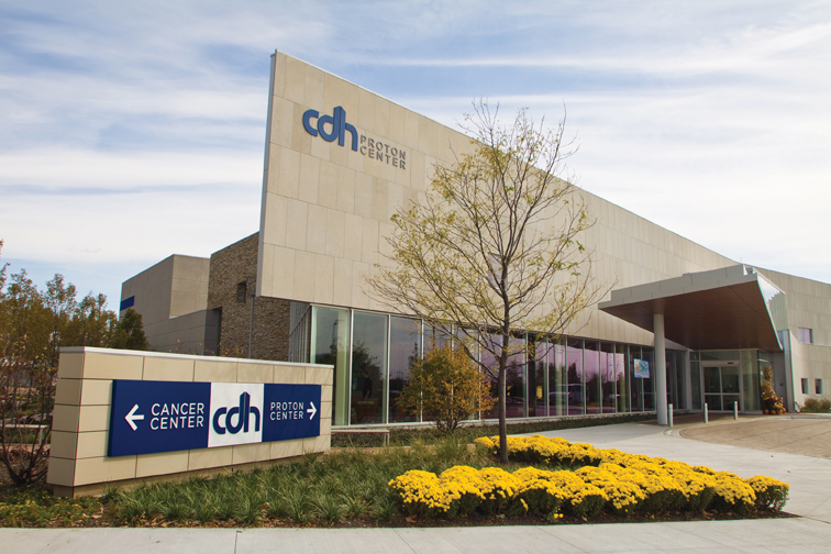 CDH Proton Center is the first and only proton center in Illinois, the second center in the Midwest and one of only 14 proton centers nationwide.