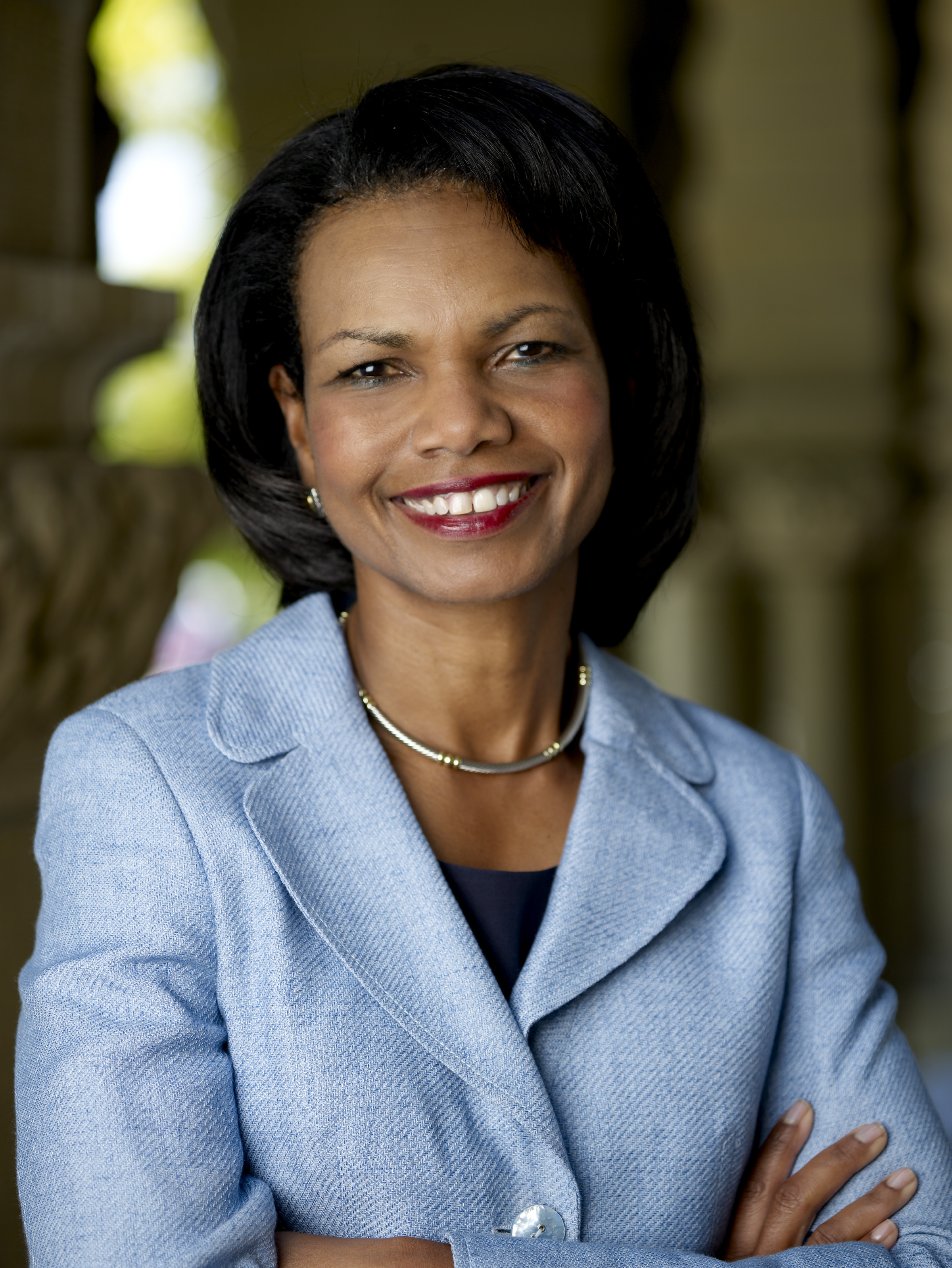 Condoleezza Rice RSNA 2013 U.S. Secretary of State Imaging