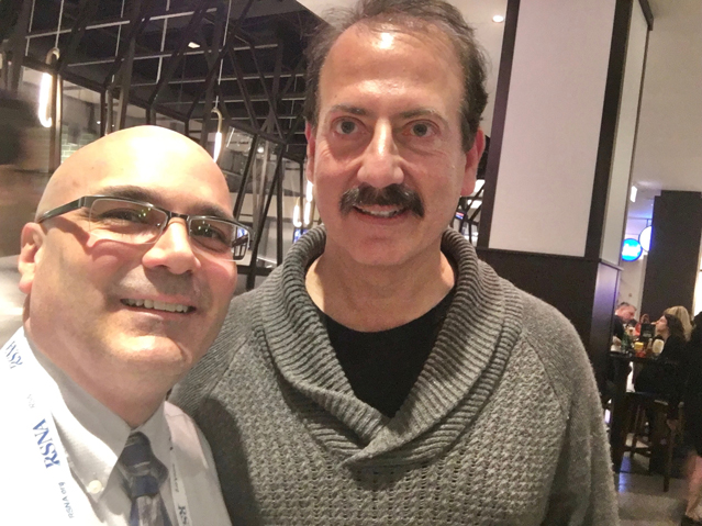 Radiology AI expert Eliot Siegel, M.D. ran into ITN Editor Dave Fornell at RSNA 2019. Siegel is a radiology professor at the University of Maryland School of Medicine and chief of Imaging Services at the VA Maryland Health Care System.