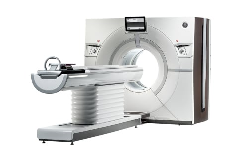 GE revolution ct systems angiography