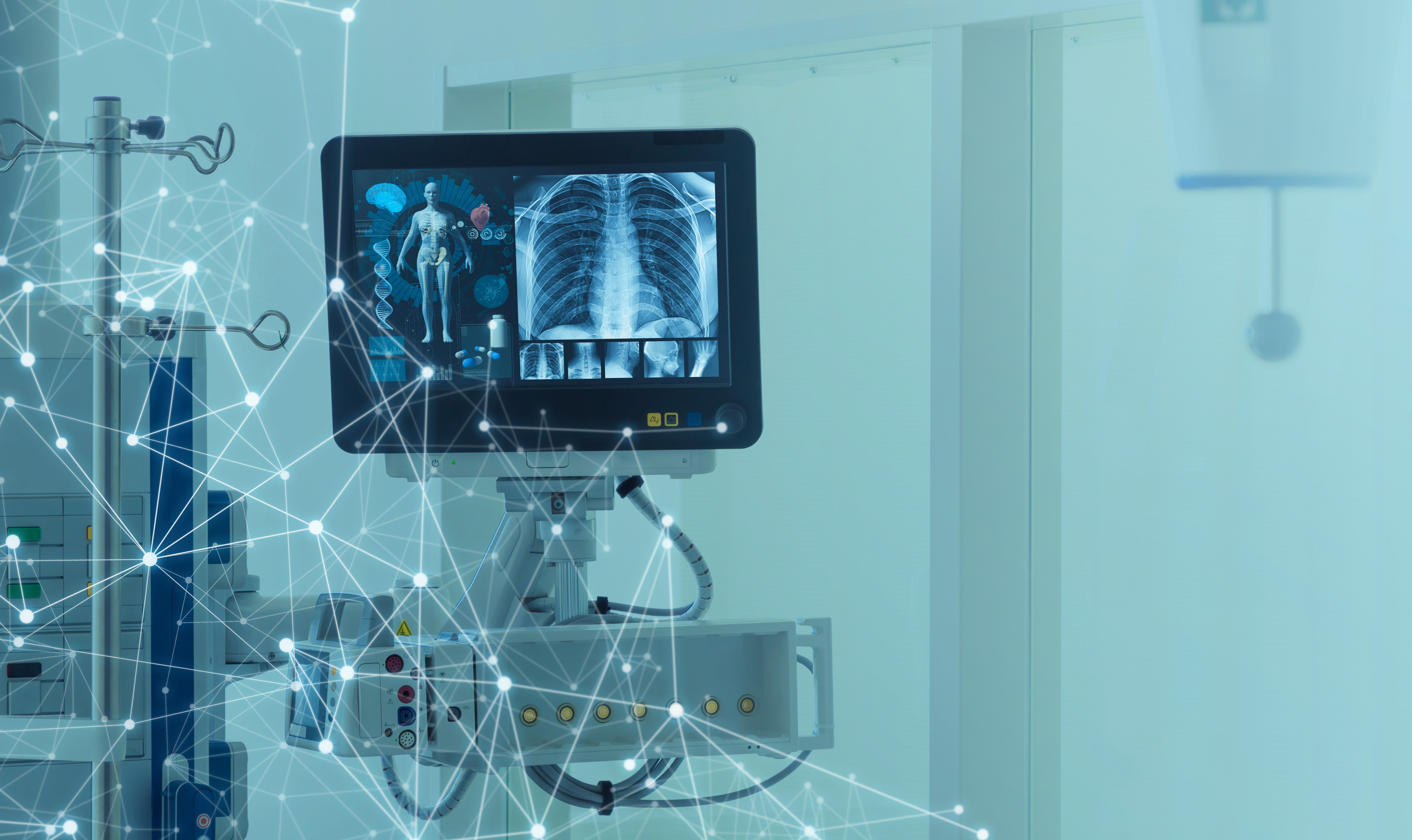 A discussion and analysis of the two key components of the teleradiology market — teleradiology reading services and teleradiology IT