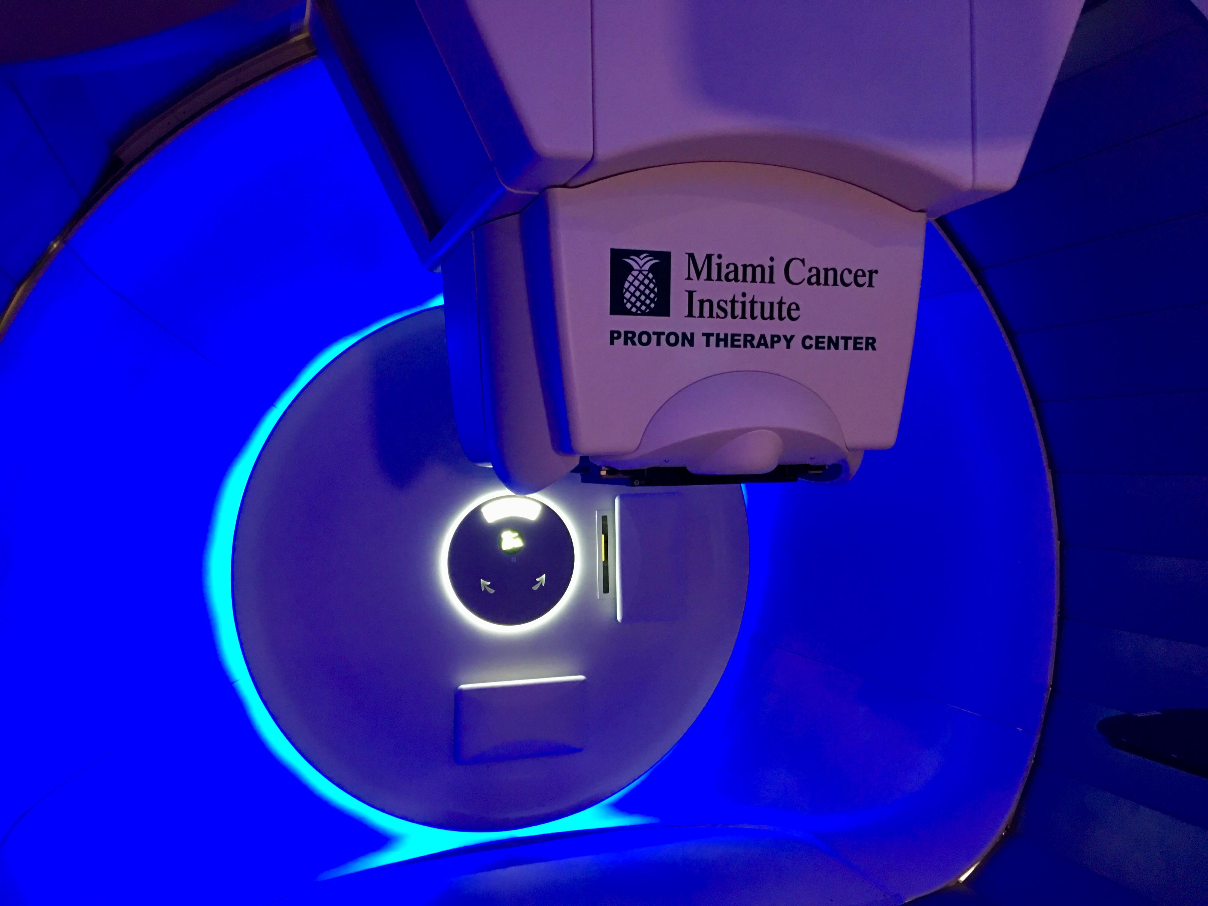 Miami Cancer Institute's Proton Therapy Center is the first in South Florida and the region's top destination for this leading-edge treatment. Proton therapy is an advanced form of radiation therapy that uses pencil beam scanning (PBS) technology.