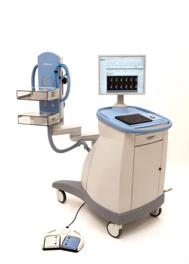 Molecular breast imaging (MBI)
