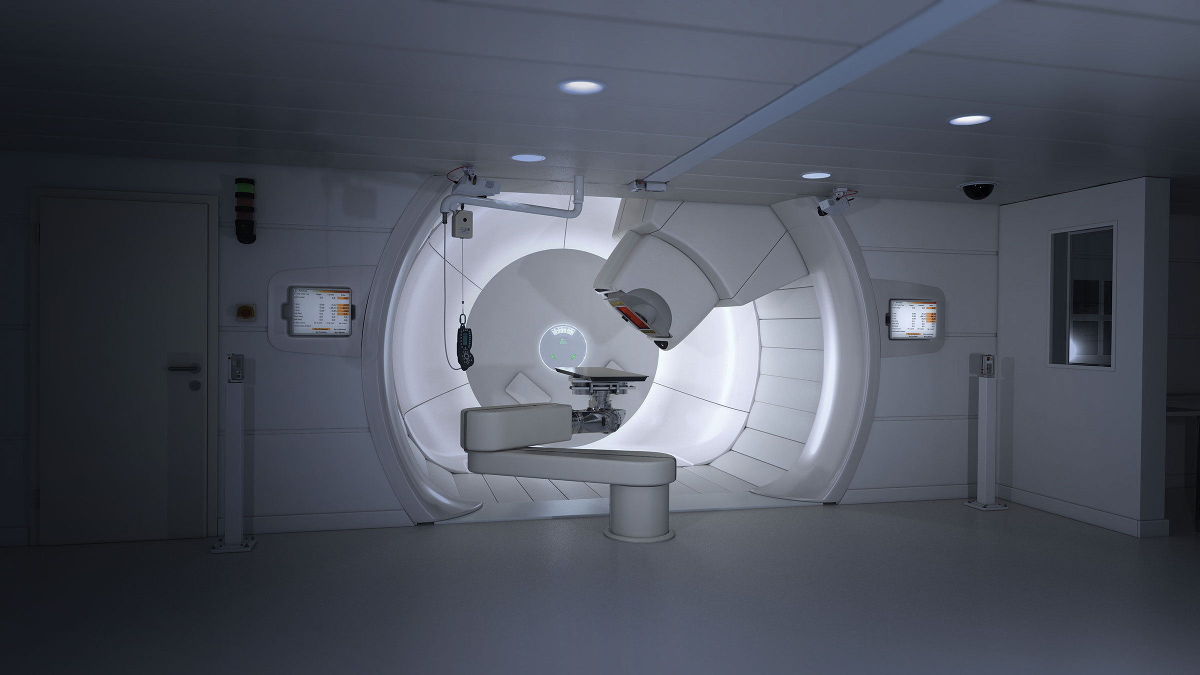 Low four-year rates of gastrointestinal (13.6 percent) and urologic issues (7.6 percent) suggest hypofractionated proton therapy as an alternative to traditional radiotherapy to reduce toxicity.