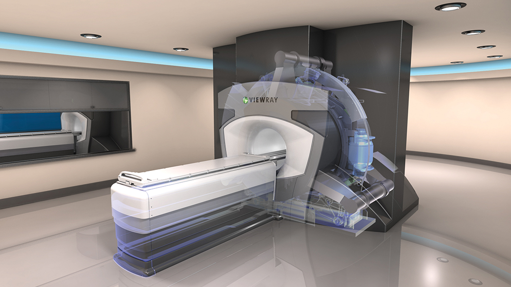 MRI-guided radiation treatment delivery