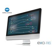 Konica Minolta Healthcare has focused on developing an advanced yet customizable Workflow Design Engine for Exa, a web-based, modular platform that includes RIS, PACS, Billing, specialty viewers and enterprise imaging tools