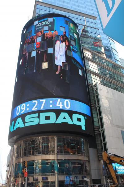 Hologic NASDAQ