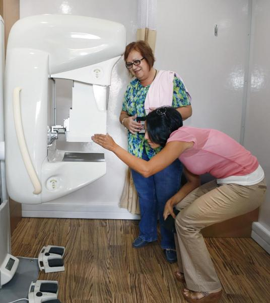 mammography systems women's health breast cancer awareness philips