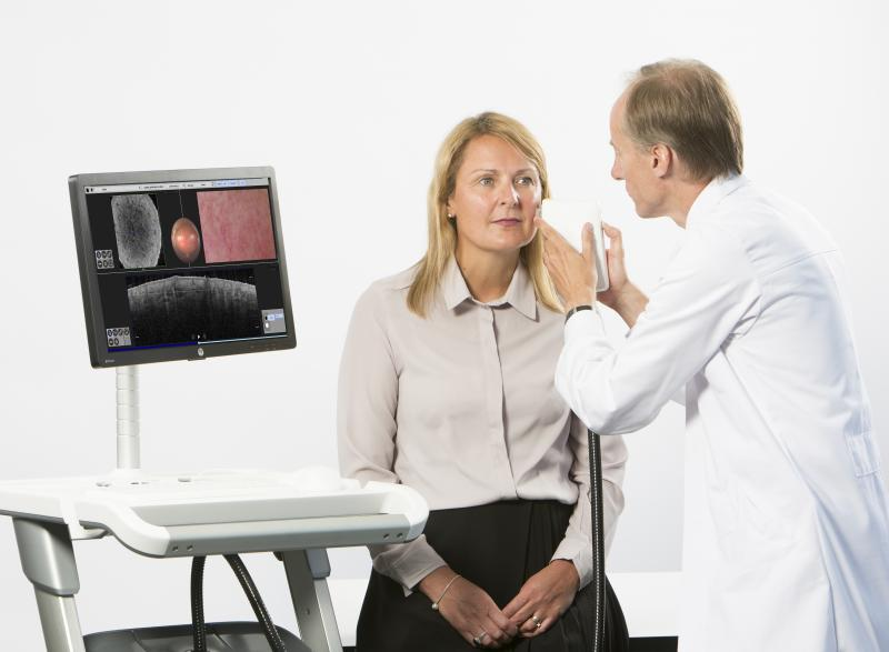 cancer detection scanning patient