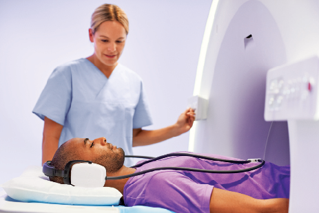 The more comfortable a patient is going into the exam, the less likely a scan will need to be repeated.