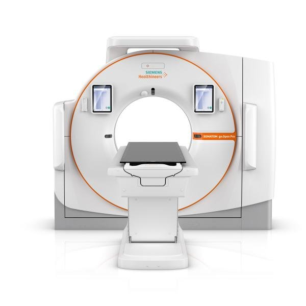 The Siemens Somatom Go.Open Pro computed tomography (CT) system for dedicated radiation therapy planning