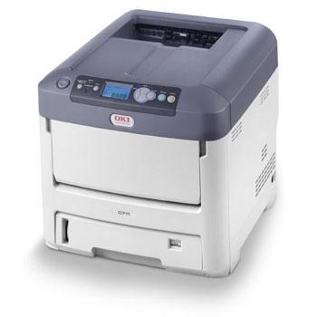 OKI Data Corp., HD DICOM color printers, C711DM
