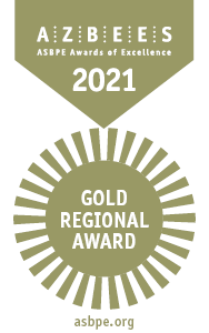 All Content/Trade Show/Conference Coverage for its coverage of RSNA 2020, Regional Gold