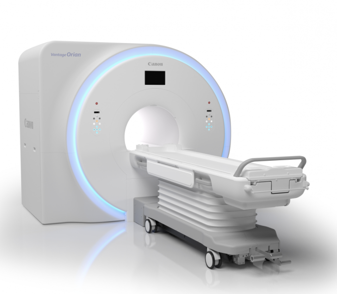 Canon Medical Receives FDA Clearance for Vantage Orian 1.5T MRI