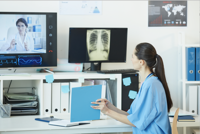 An interview with Eric Liederman, M.D., MPH, Director of Medical Informatics for The Permanente Medical Group, in Kaiser Permanente's Northern California Region, on the explosion of telemedicine in the COVID-19 era