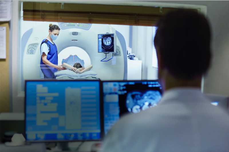 Applying lessons learned during the pandemic for proactive assessment to support uptime and efficiency of imaging equipment