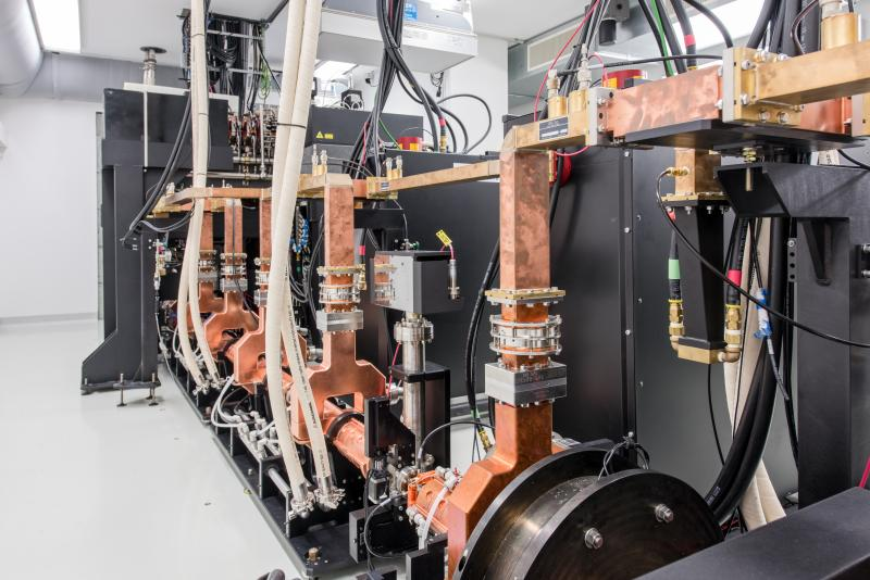TUM, world's first mini synchrotron, X-ray source, Technical University of Munich