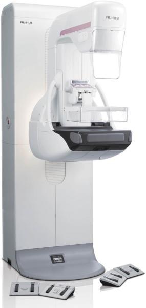 Cristalle, Fujifilm, mammography