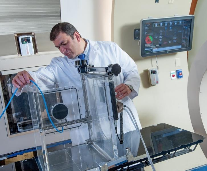 ProTom International Radiance 330 Proton System Radiation Therapy