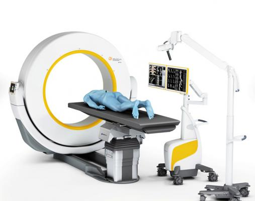 Mobius Imaging Airo Mobile CT System ISO 13485 Certification