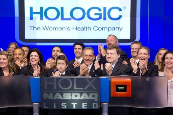 Hologic Inc. NASDAQ 3-D Mammography System