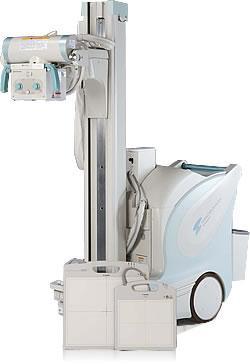 Shimadzu's Mobile DR X-ray System MobileDaRt Evolution KLAS