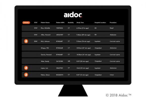 Aidoc Announces CE Mark for AI-based Pulmonary Embolism Workflow Tool