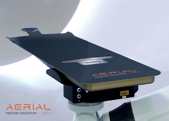 Mevion Medical SystemsandOrfit Industriesannounced that the AerialCouch Top is validated for use on the Mevion S250Series Proton Therapy Systems.