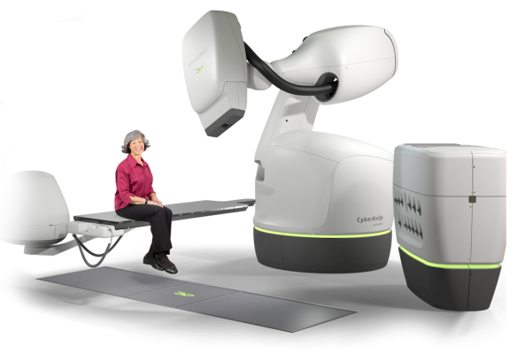 Accuray Incorporated announced that Mercy Hospital St. Louis continues to demonstrate its commitment to improving patient outcomes with the installation of the firstCyberKnifeM6SysteminMissouriat their state-of-the-artDavid C. Pratt Cancer Center