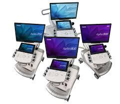 Designed with the same high-end imaging, ergonomics and workflow capabilities, Canon Medical will be showcasing both the Aplio i-series and the Aplio a-series at this year's RSNA.
