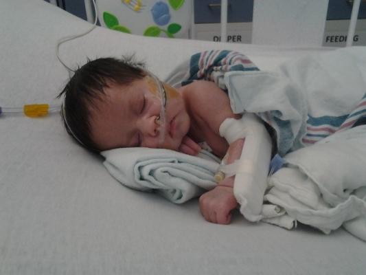 Scientists Develop Portable Bedside Brain Scanner for Babies