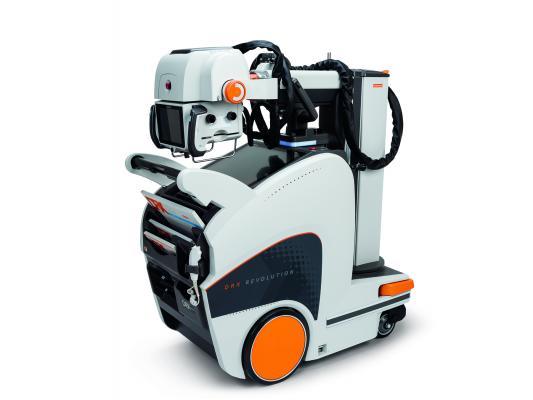 Carestream's DRX-Revolution Mobile X-ray System