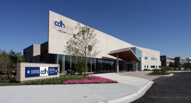 CDH Proton Center, A ProCure Center