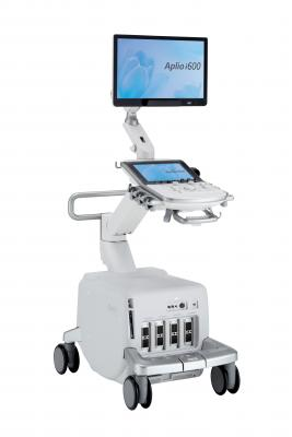 Canon Aplio i600 Ultrasound System Receives FDA Clearance
