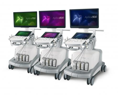The Aplio i-series, a highly advanced yet scalable ultrasound solution made up of the Aplio i600, Aplio i700, Aplio i800 and Aplio i900 systems, now features two new transducers to enhance resolution with greater depth and detail