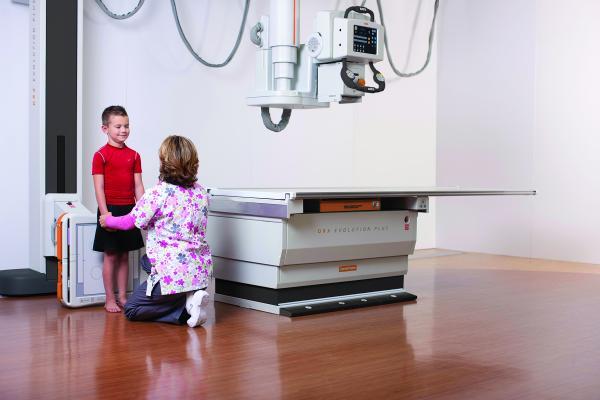 Carestream, DRX-Evolution Plus, digital radiography, DR, X-ray, modular