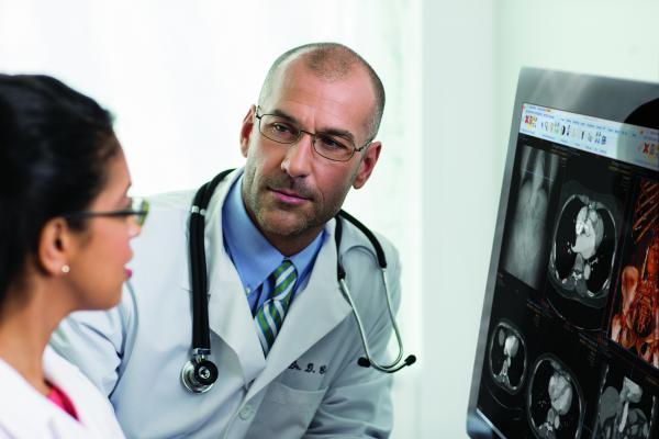 Carestream Vue PACS Johns Hopkins Health System Specialized Care