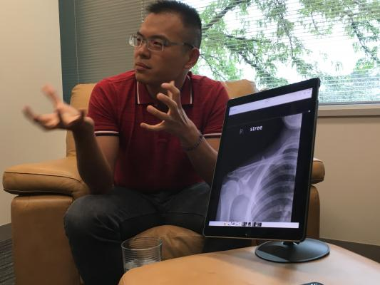 EBM Technologies Earns FDA Clearance for iPad Pro-Based Radiology Viewing System