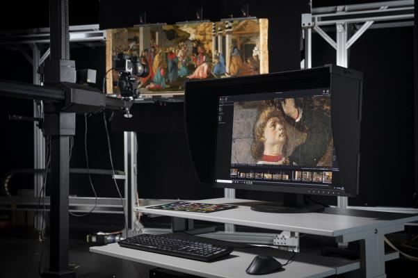 Visual technology company, EIizo, has showcased its work with the world-renowned National Gallery, after monitors from its ColorEdge product line were used to document and investigate part of its extensive collection.