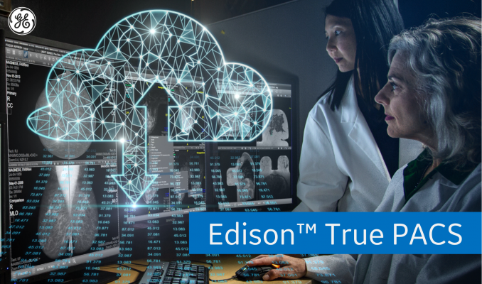 GE Healthcare introduced Edison True PACS, a diagnostic imaging and workflow solution designed to help enable radiologists – who are experiencing high rates of staff burnout and retirements – to be more efficient and precise, while keeping capital and IT resources under control. Currently, it is available in the U.S., with rollout expected in some other regions starting in 2022