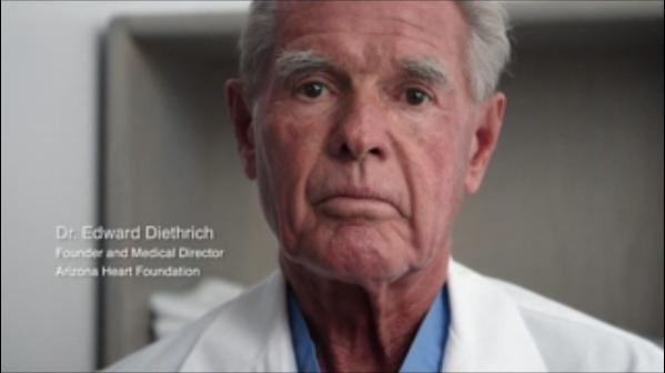 Edward Diethrich, ORSIF, fluoroscopy, radiation, risks, documentary