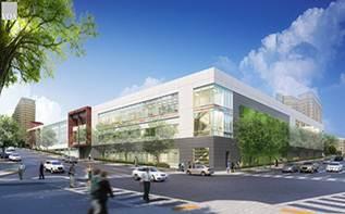 Emory Proton Therapy Center Breaks Ground Atlanta